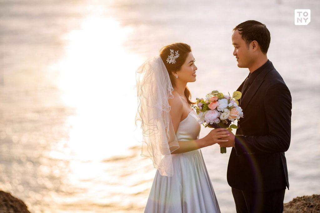 Bộ ảnh cưới ở biển đẹp