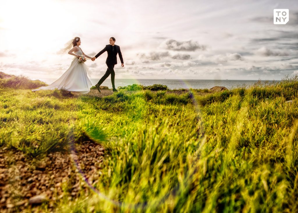 Chụp ảnh cưới Hồ Cốc Vũng Tàu
