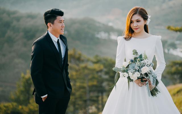 ảnh cưới đà lạt đẹp 2019