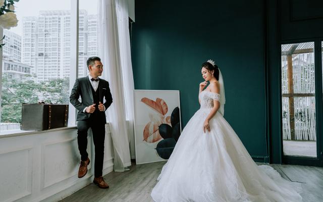 Quay phim phóng sự cưới đẹp