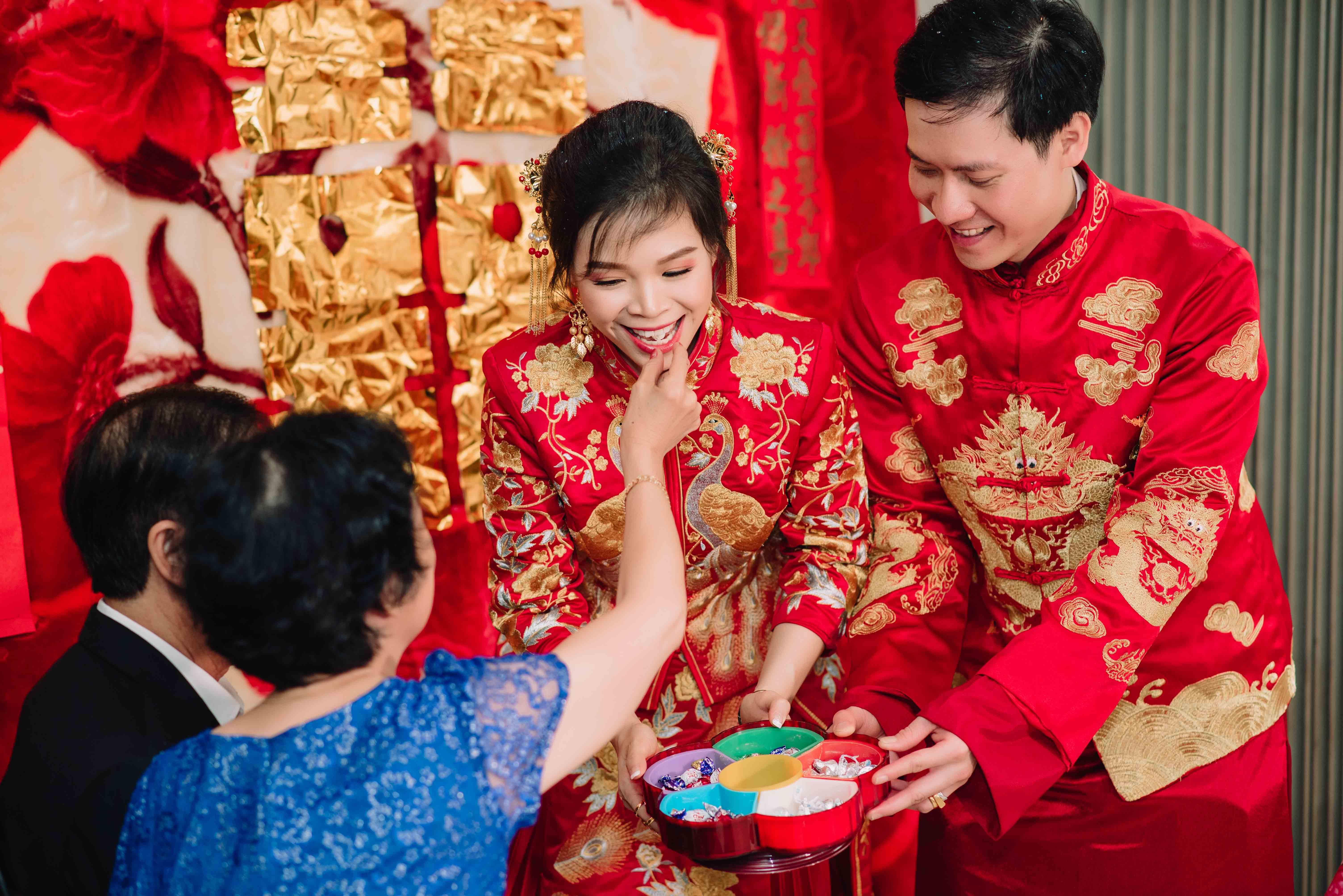 Ảnh phóng sự cưới Sài Gòn