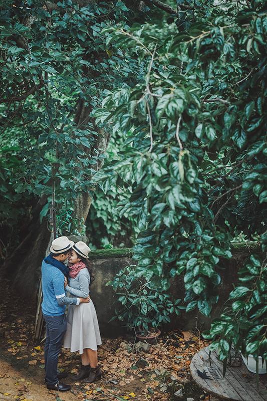 Chụp ảnh cưới home stay đà lạt