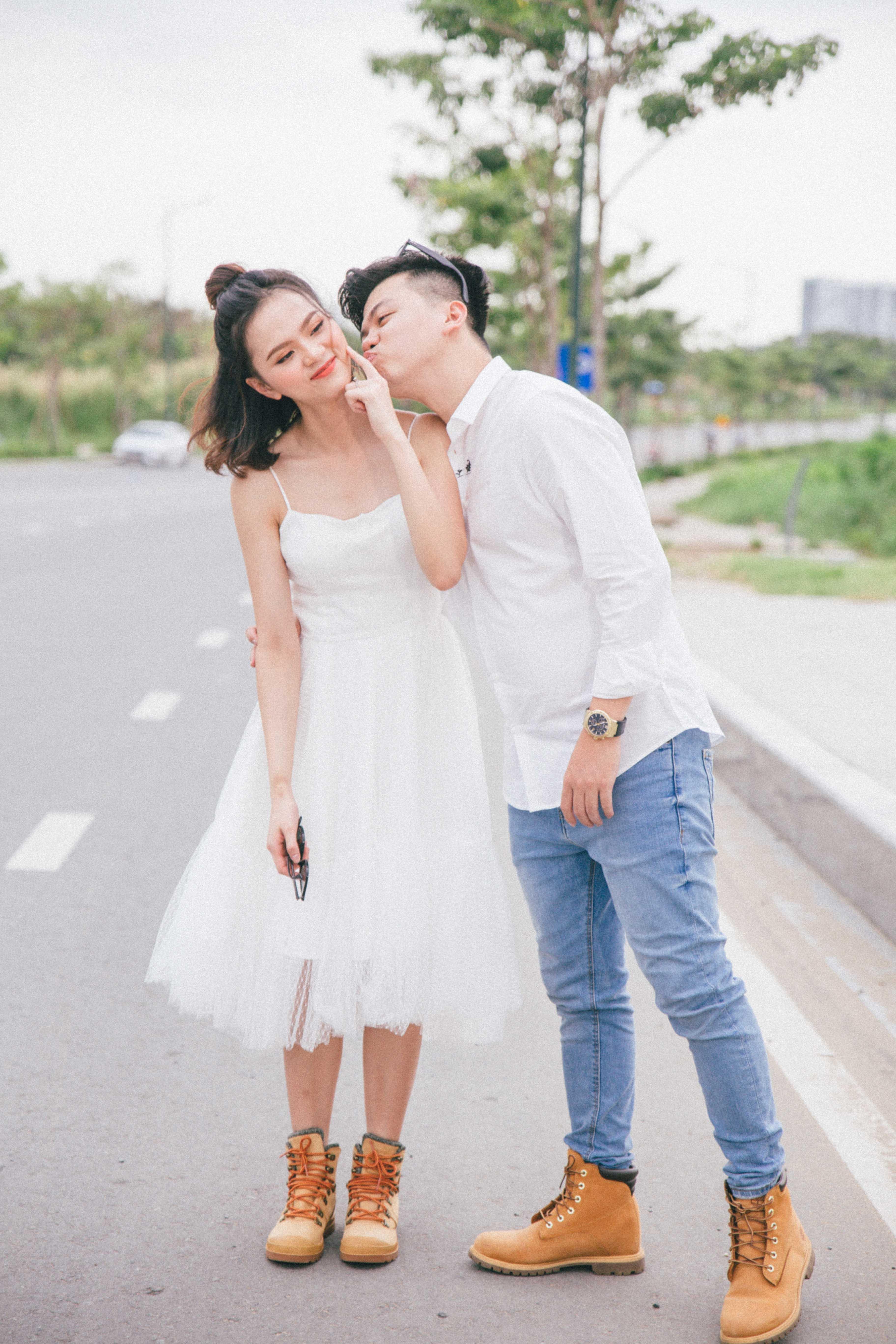 Chụp ngoại cảnh Sài Gòn