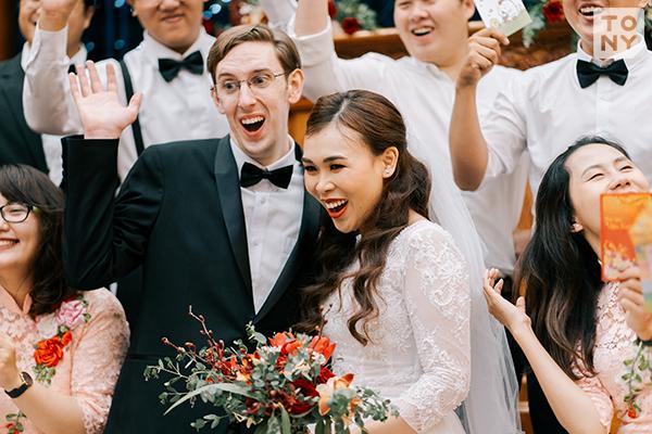 Hình phóng sự cưới