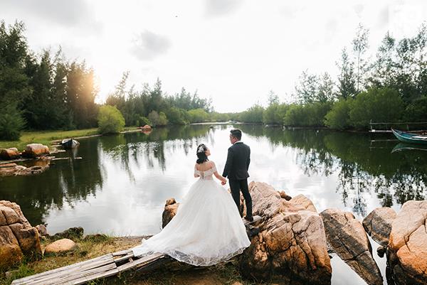 chụp hình ngoại cảnh Hồ Cốc