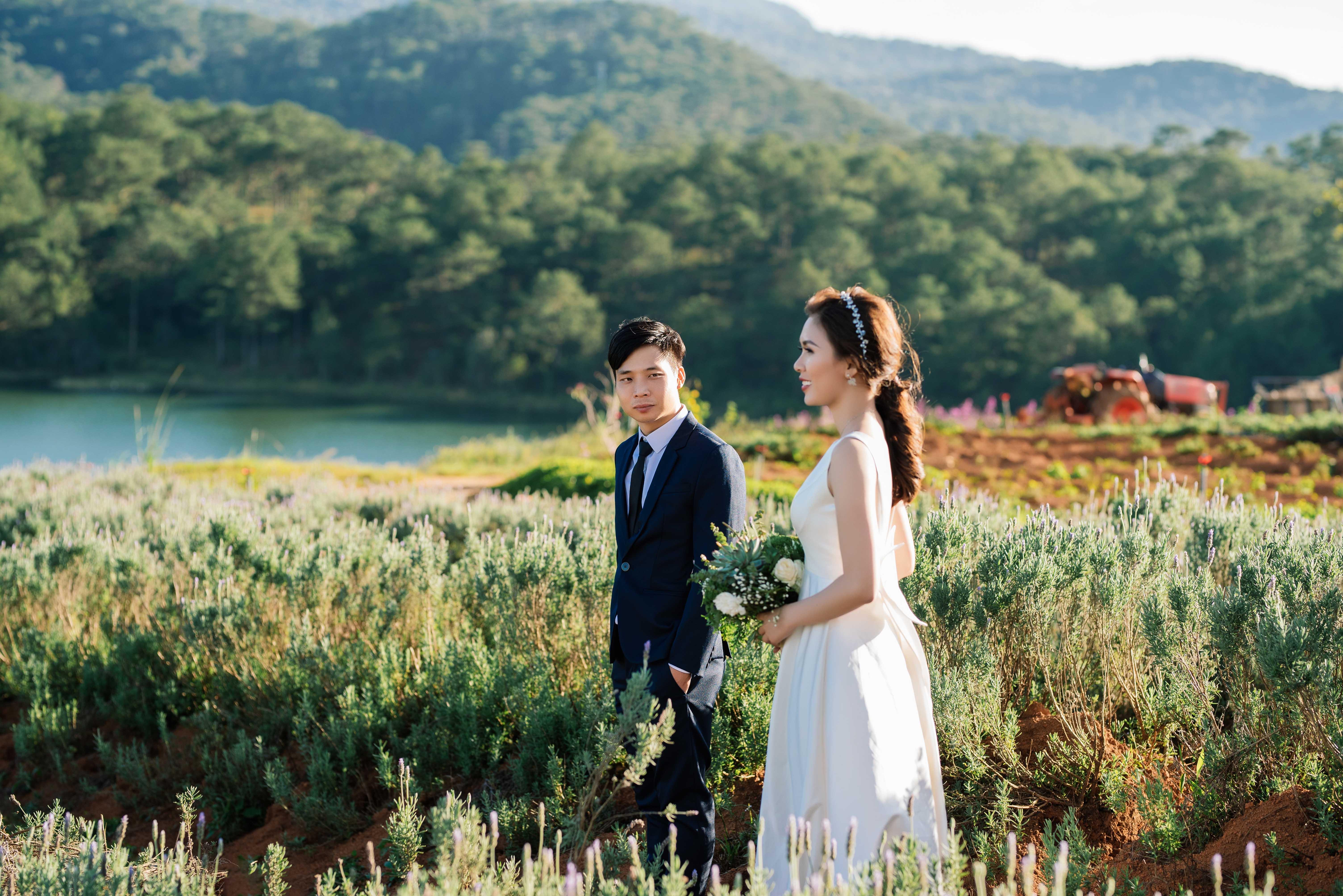 Ảnh cưới Đà Lạt 2019