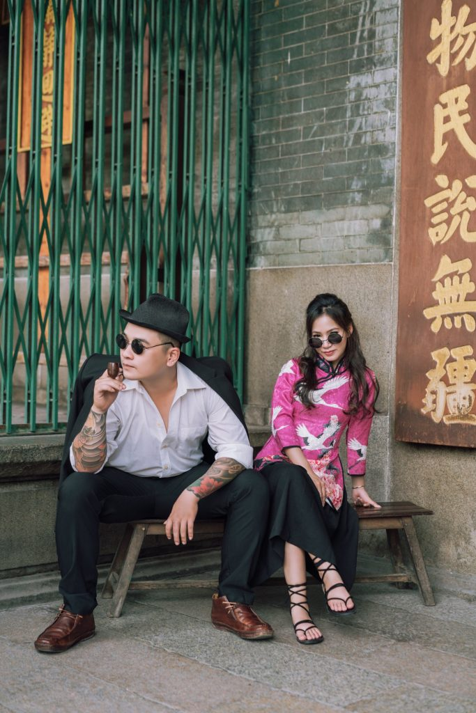 Chụp ảnh ngoại cảnh Sài Gòn