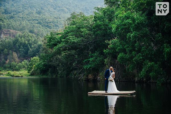 Chụp hình cưới Đà Nẵng