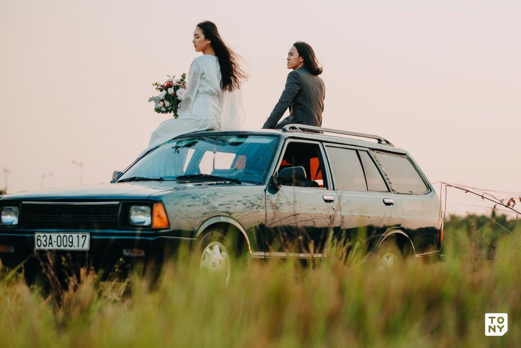 Chụp ảnh cưới Mỹ Tho