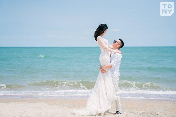 Chụp hình cưới Hồ Cốc