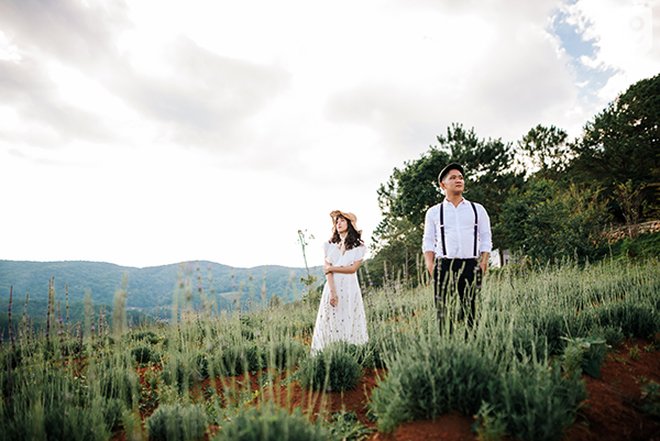 Chụp hình cưới Đà Lạt