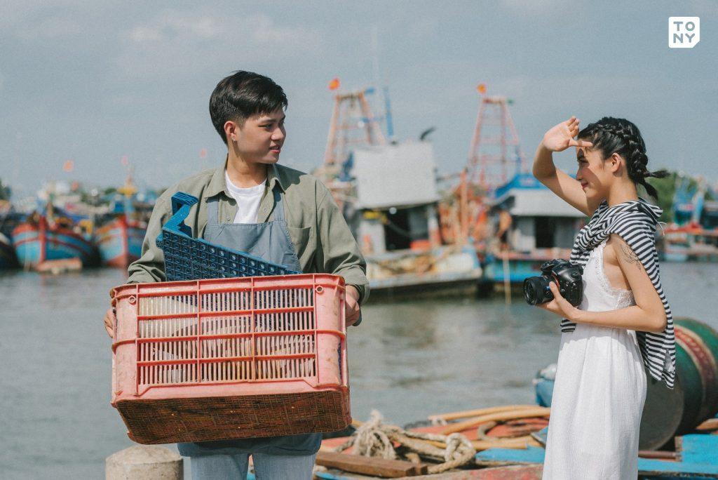 Chụp ảnh cưới Vũng Tàu