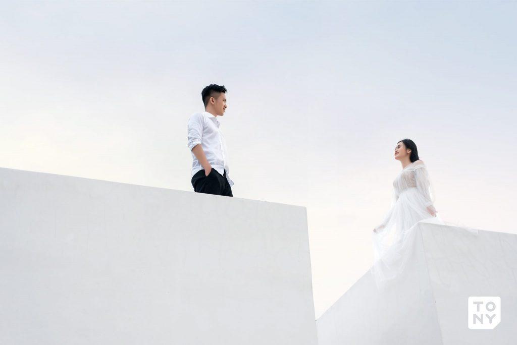 Ảnh cưới Phim trường
