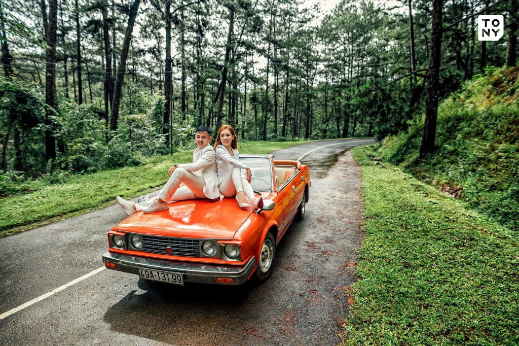 Album ảnh cưới Đà Lạt
