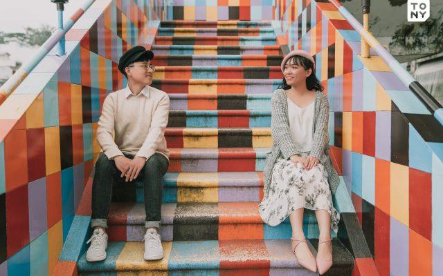 Album ảnh cưới Đà lạt đẹp