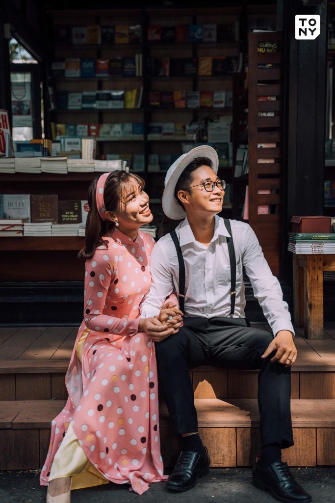 Album ảnh cưới Sài Gòn