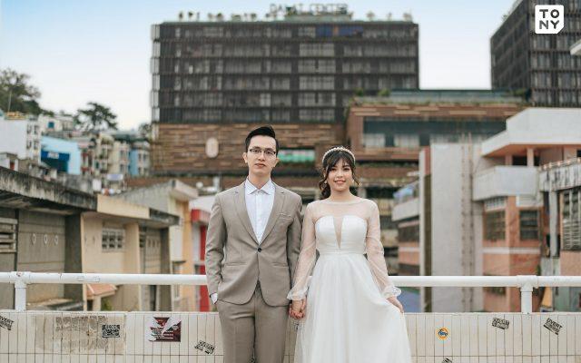 Chụp hình cưới Đà Lạt 2020