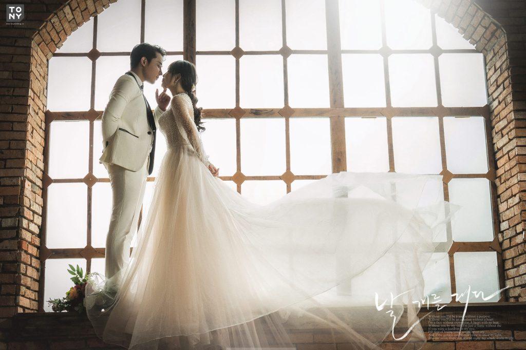 Ảnh cưới phim trường 2020